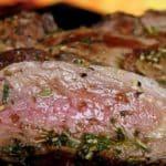 cuisson viande plancha-gaz